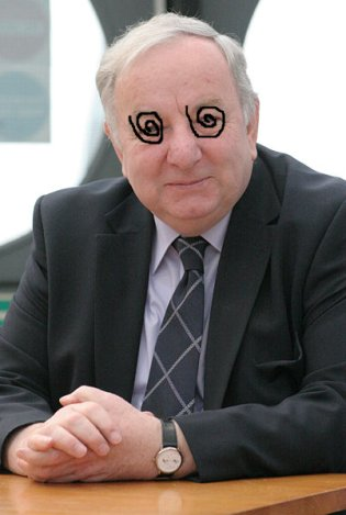 George Foulkes being brainwashed