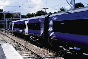 Scotrail's new livery